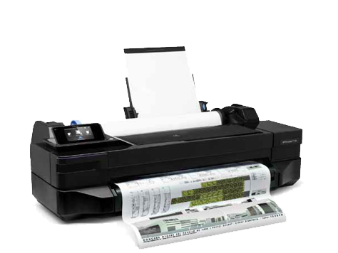HP Plotter T120 ePrinter CQ891A Venezuela Colombia Ploter Impresora HP